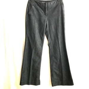 Kenneth Cole Black Chambray WideLeg Pant